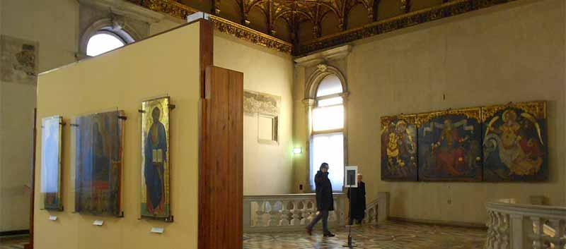 Carlo Scarpa at Gallerie dell'Accademia