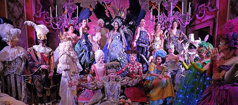 Carnival Grand Ball
