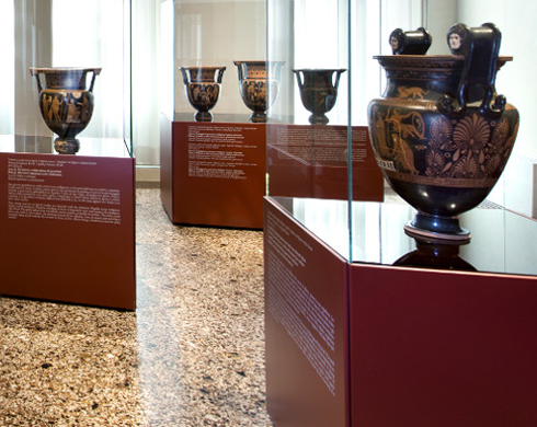 Ceramics from the Caputi collection