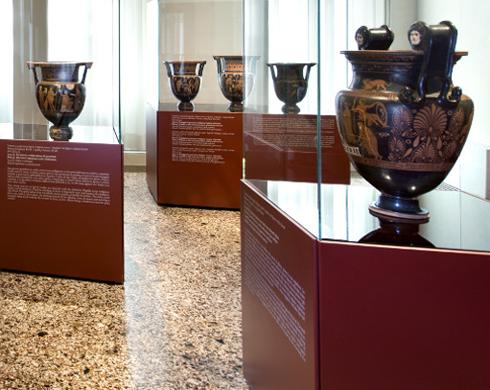 Ceramics from the Caputi collection