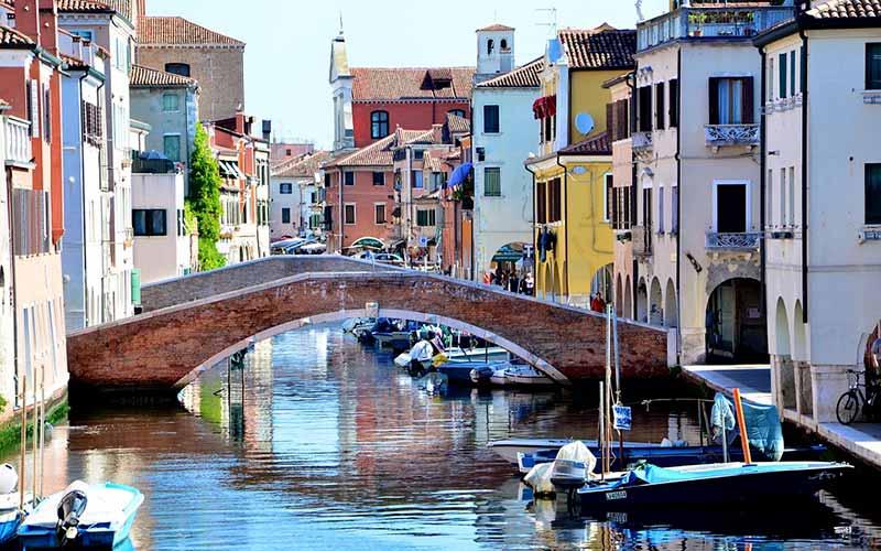 Canals in Chioggia