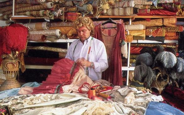 Stefano Nicolao costume maker
