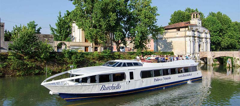 Cruise from Venice to Padua