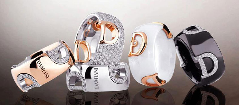 Damiani D Icon Ring