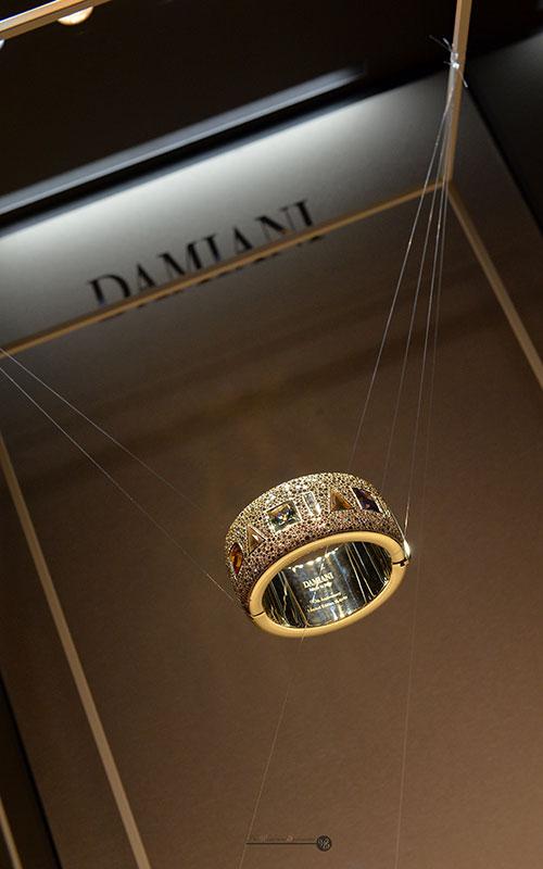 Precious jewel by Damiani