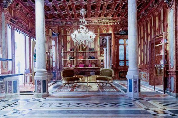 VIDEO: The New Dolceu0026Gabbana Store In Venice