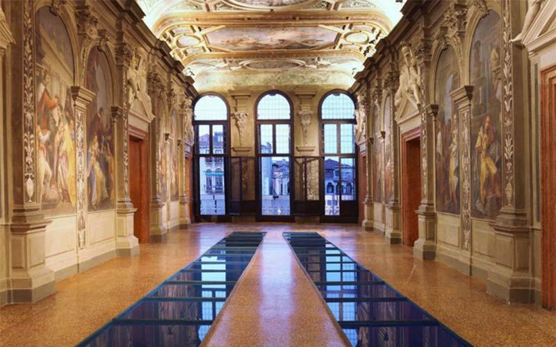 Fondazione Prada in Venice, phoo credits courtesy Fondazione Prada