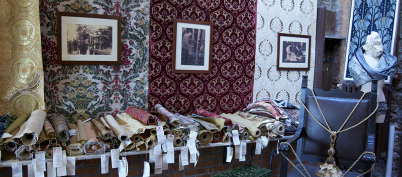 Precious Fabrics by Tessitura Bevilacqua