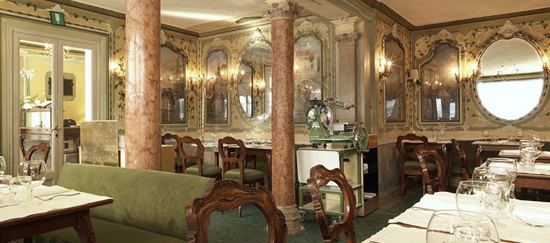 Interior Gran Caffè Quadri