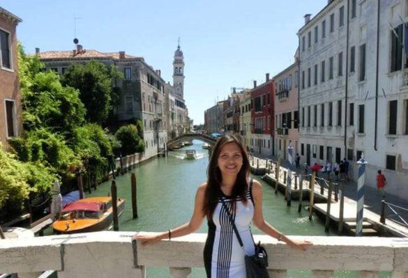 Iris Villanueva Kljunic, from Philippines