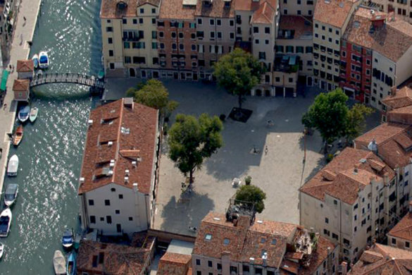 Access to the Jewish Museum of Venice