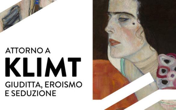 Klimt Exhibition in Mestre