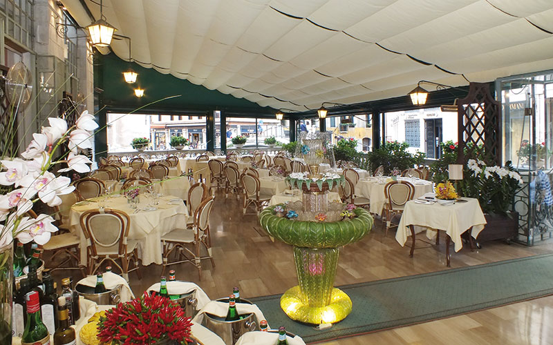 La Terrazza: Italian Cuisine in San Marco | Where Venice