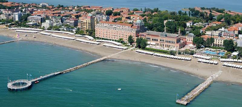 The lido of Venice