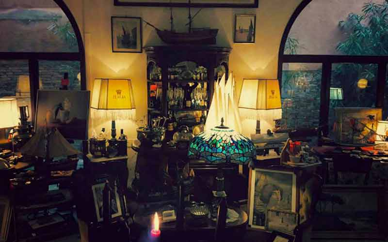 Il Mercante di Venezia Nautical Antiques