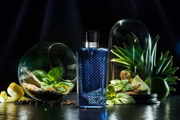 Venetian Blue Intense from the Nobil Homo Colletion