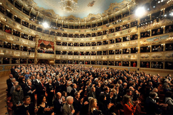Teatro La Fenice season copyright Michele Crosera