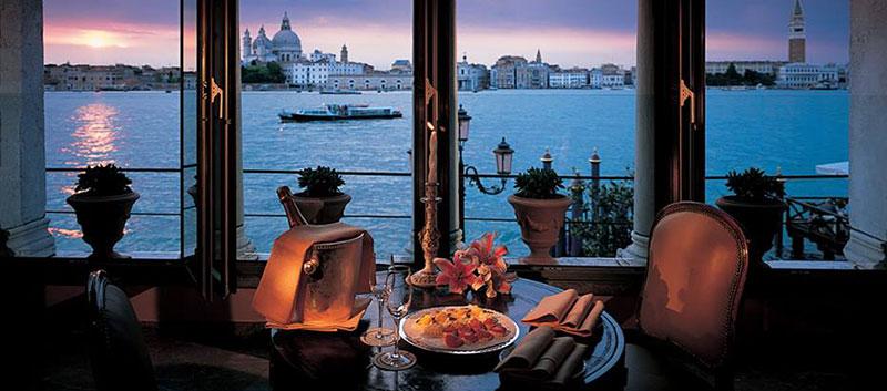 Romantic Dinner credits Oro Restaurant