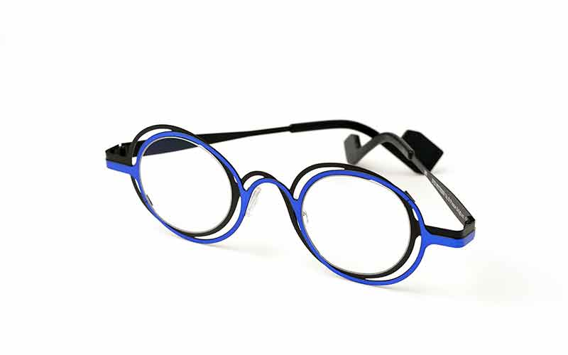 Prescription glasses by Ottica Mantovani