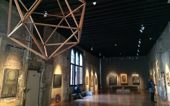 Exhibition Palazzo Fortuny