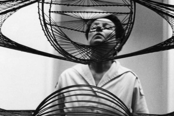Peggy Guggenheim in Photographs Ikona Gallery