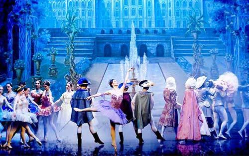 Ballet at Teatro Goldoni