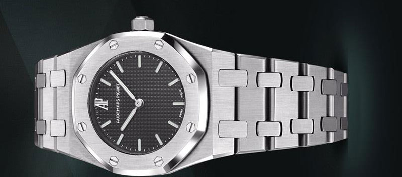 Royal Oak Lady by Audemars Piguet