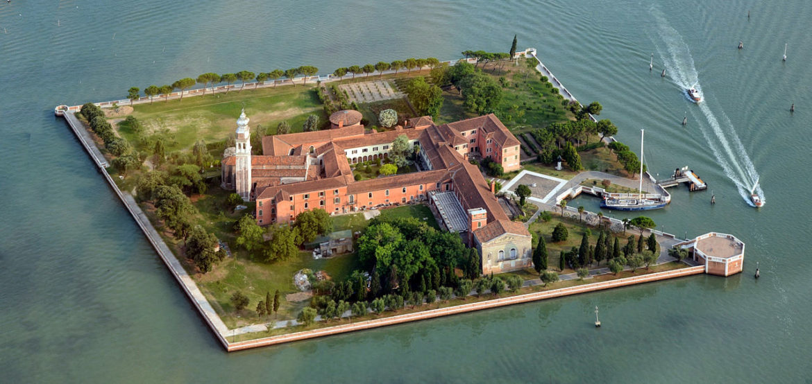 san lazarus of the armenians venice