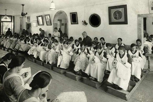 Merletto School Emma Vidal