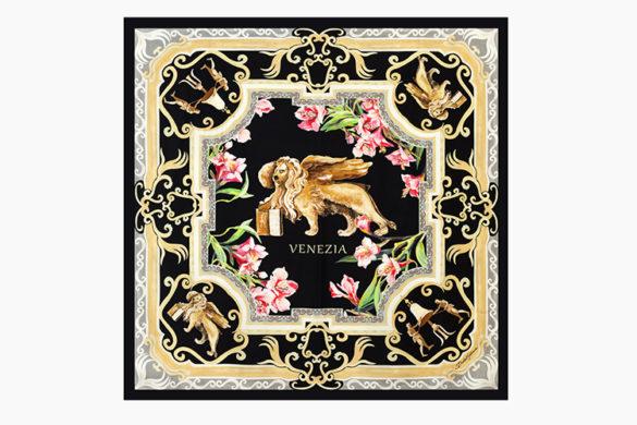 Serenissima scarf by Dolce & Gabbana