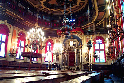 Spanish Synagogue in Venice