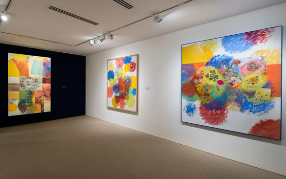 Tancredi Exhibition at Peggy Guggenheim Collection