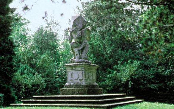 The Temple Statue
