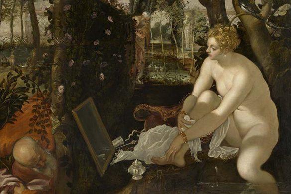Tintoretto 500, the exhibition