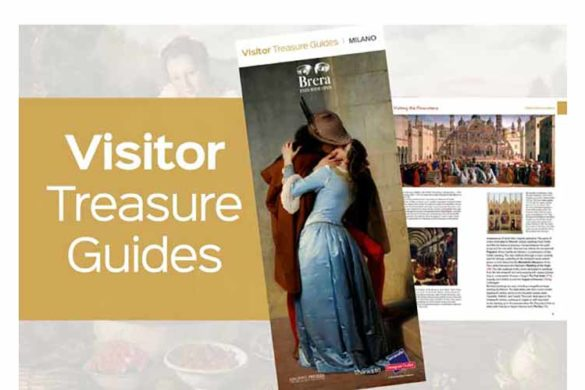Visitor Treasure Guides