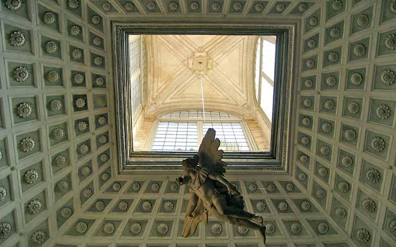 The Vault of Palazzo Grimani