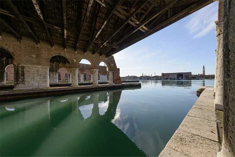 Venice Arsenale, Photo credits Andrea Avezzù