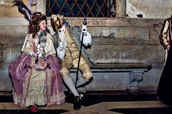 Venice Carnival credits Shutterstock