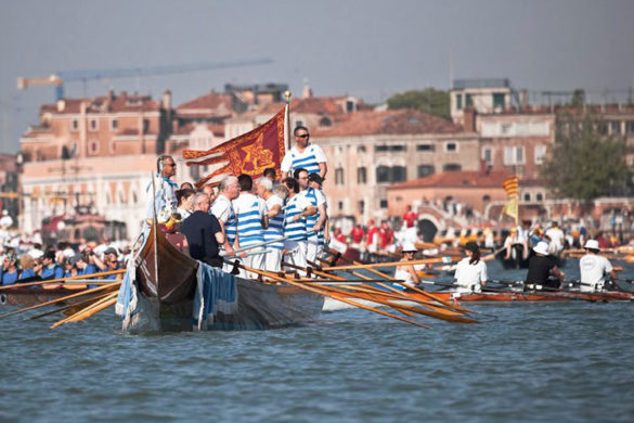 Vogalonga regatta